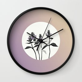 Self-Heal Withers Wall Clock