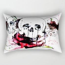 Hear no Evil. Speak no Evil, See no Evil. Rectangular Pillow