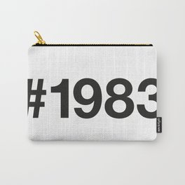 1983 Carry-All Pouch