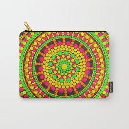 Autumn Mandala Carry-All Pouch