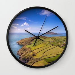 Porth Y Pistyll Wall Clock