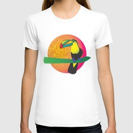 Toucan - White T-shirt