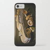mad max iPhone & iPod Cases featuring Mad Max Interceptor by Ewan Arnolda