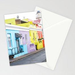 Bo Kaap Neighborhood Stationery Cards