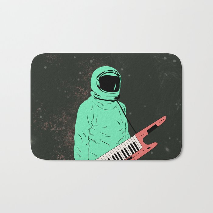 Space Jam Bath Mat