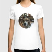 buzz lightyear T-shirts featuring Bruno and Mini Buzz Lightyear by Bruno The Beagle