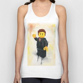 Breaking Bad Lego Unisex Tank Top