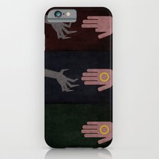 Lord of the Rings Minimalist Posters: Trilogy Slim Case iPhone 6s