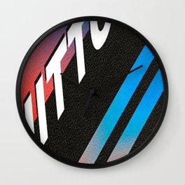 LV Cruise 2017 Wall Clock