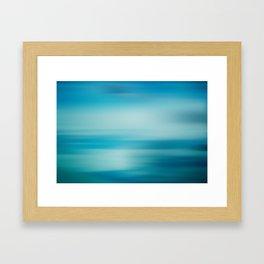 Arriving 2 Framed Art Print