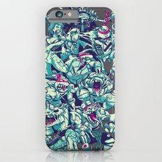 Teenage Zombie Ninja Turtles iPhone 6s Slim Case