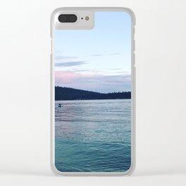 McCall Clear iPhone Case