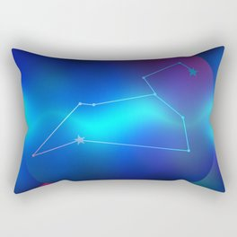 LEO (ZODIAC SYMBOL) Rectangular Pillow