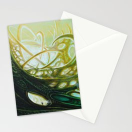 """""""Pioneer of Perseverance"""" by Adam France Stationery Cards"""