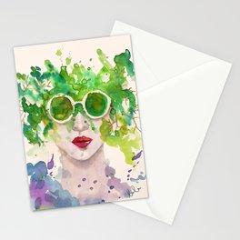 Natural Mind / Mentalmente Natural Stationery Cards