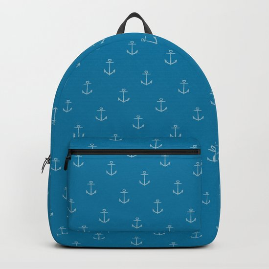 Love is the anchor Backpack
