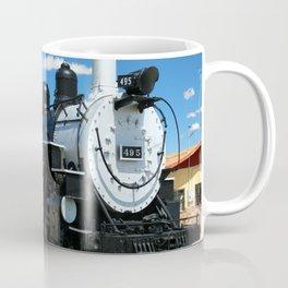 Cumbres And Toltec Steam Engine Coffee Mug