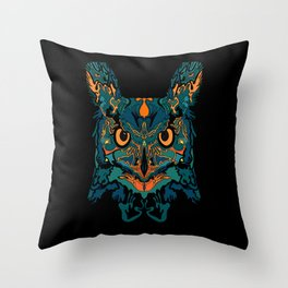 Wisdom Dropper Throw Pillow