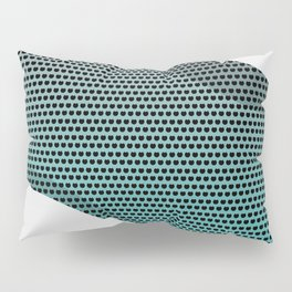 Silver Metal Texture background  #society6 #decor #buyart #artprint Pillow Sham