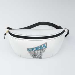 Astoria Queens NYC Scaffolding Design product Fanny Pack