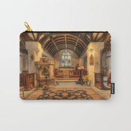 St Peris Church Carry-All Pouch