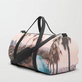 Los Angeles California Duffle Bag