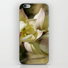 Open Bloom iPhone & iPod Skin