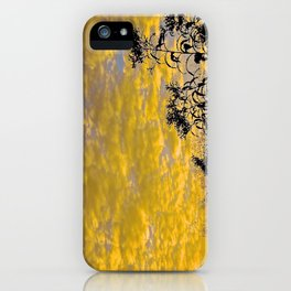 Evening Perfection iPhone Case