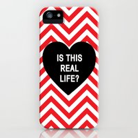 Is this real life? Slim Case iPhone (5, 5s)