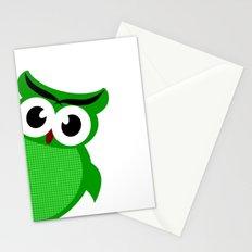 Peeka boo Owl Stationery Cards