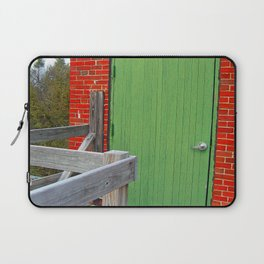 Door Down Freeman, Wellesley College Laptop Sleeve