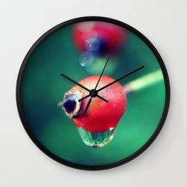 Berrys dew Dripping Wall Clock