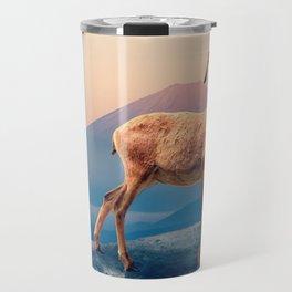 Mountain Ibex by GEN Z Travel Mug