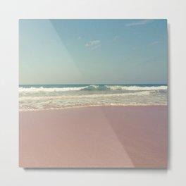 Sea waves 5 Metal Print