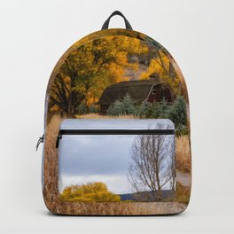 Colorado Little Red Barn Backpack