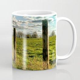 buffalo farm Coffee Mug
