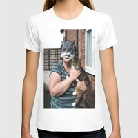 tina fey T-shirts featuring Tina/Tabitha by Kalilibird