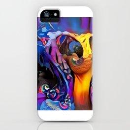 EliB 100 iPhone Case