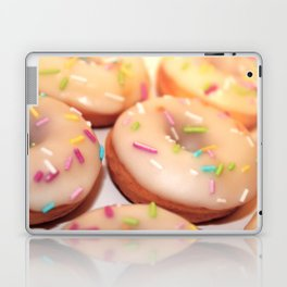 Vanilla Glazed Donuts Laptop & iPad Skin