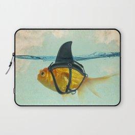 Brilliant Disguise Goldfish Laptop Sleeve