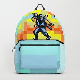 Ninja 8bit Backpack