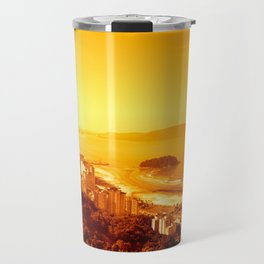 Costal Panorama Travel Mug