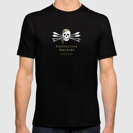 Pirate Archer - Camo Bandana T-shirt