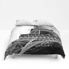 Paris Tour Eiffel Comforters