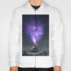 All Things Share the Same Breath Hoody