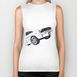 Dream Car Biker Tank