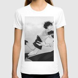 My Hero Academia   All Might Black White T-shirt
