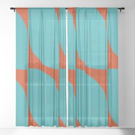 Vera XII Sheer Curtain