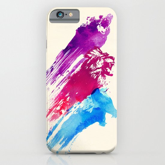 Wild colours iPhone & iPod Case