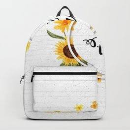 Be Free Backpack
